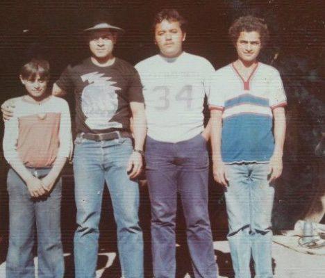 Chel Báez y primos